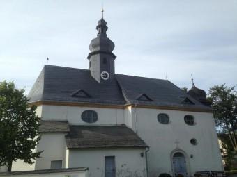 Issigau, Simon-und-Judas-Kirche