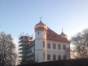 Markt Wald, Schloss