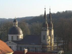 Neuzelle, Ev. Pfarrkirche