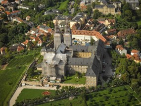 Bamberg, ehemalige Abteikirche St. Michael