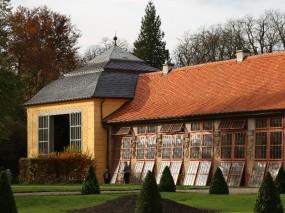 Weimar, Schloss Belvedere, Orangerie